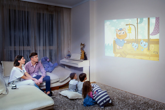 The main mission of CINEMOOD mission is to revolutionize the way kids access entertainment and educational content and spend time with their families