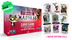 Founders of Raccoon Madness, Innovative Card Game, To Kickoff Kickstarter Funding Campaign