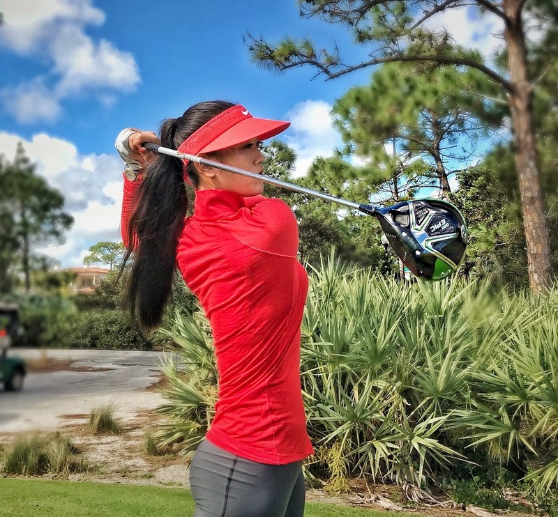 Callaway Golf Signs Global Golf Superstar Michelle Wie (PRNewsFoto/Callaway Golf)