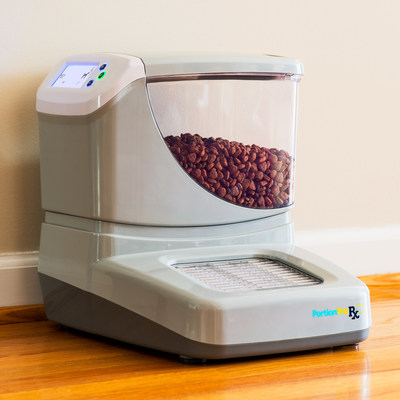 PortionPro Rx(TM) - the only veterinary grade weight loss feeder for multi-pet homes