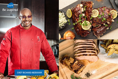 The National Pork Board (NPB) has teamed up with celebrity chef Richard Ingraham, responsible for the flavorful, well-balanced diets and meal planning of celebrities including NBA and NFL superstar athletes. Ingraham will bring to life 'The Taste of Now' campaign, aimed at creating awareness of pork's unmatched flavor and now value.