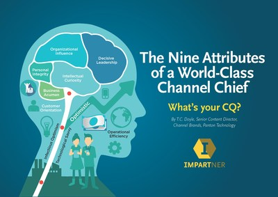 New eBook from PRM Leader Impartner outlines the 9 top attributes it takes to be a world-class channel chief in 2017.