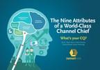 Impartner describe los 9 atributos principales de un Director de Canal de nivel internacional