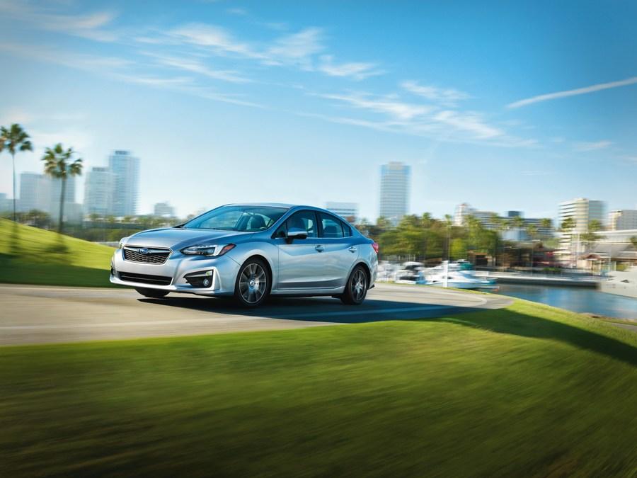 Subaru earns three awards in kelley blue book 2017 best resale value awards