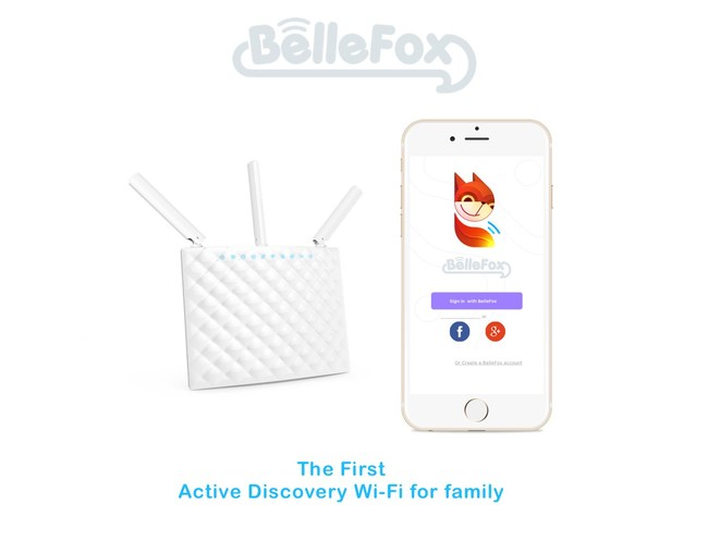 BelleFox app