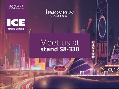 Meet Innovecs at ICE Conference