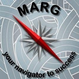 Marg Logo