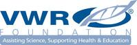VWR Foundation logo. (PRNewsFoto/The VWR Foundation)