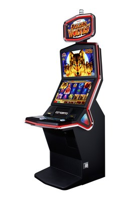 Konami's top-performing Concerto video slot further expands to include relaxed slant top format