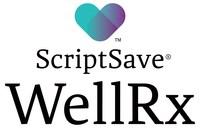 ScriptSave WellRx logo (PRNewsFoto/ScriptSave WellRx) (PRNewsFoto/ScriptSave WellRx)