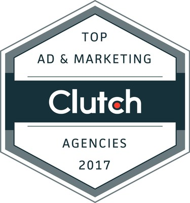 Clutch names top Advertising and Marketing Agencies of 2017
