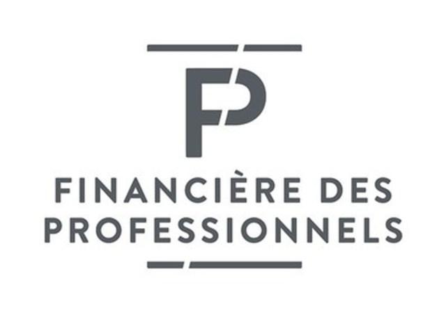 Logo : Financière des professionnels (Groupe CNW/FINANCIERE DES PROFESSIONNELS)