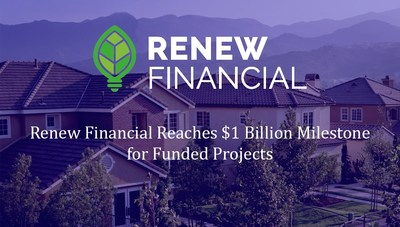 Award-winning national financial services company eclipses 80,000 projects across 15 states creating thousands of jobs along with cost savings for homeowners.