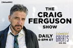 Comedian Craig Ferguson Launches Daily Show Exclusively on SiriusXM Starting February 27