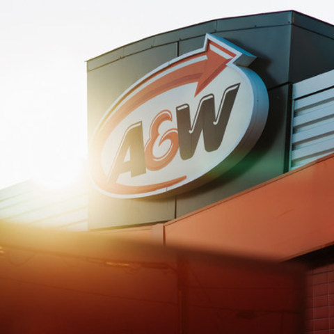 Sunrise (CNW Group/A&W Food Services of Canada Inc.)
