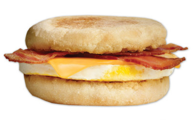 English Muffin Bacon & Egger® (CNW Group/A&W Food Services of Canada Inc.)