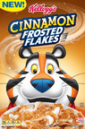 Tony The Tiger® Hits The Road To Introduce New Kellogg's® Cinnamon Frosted Flakes™