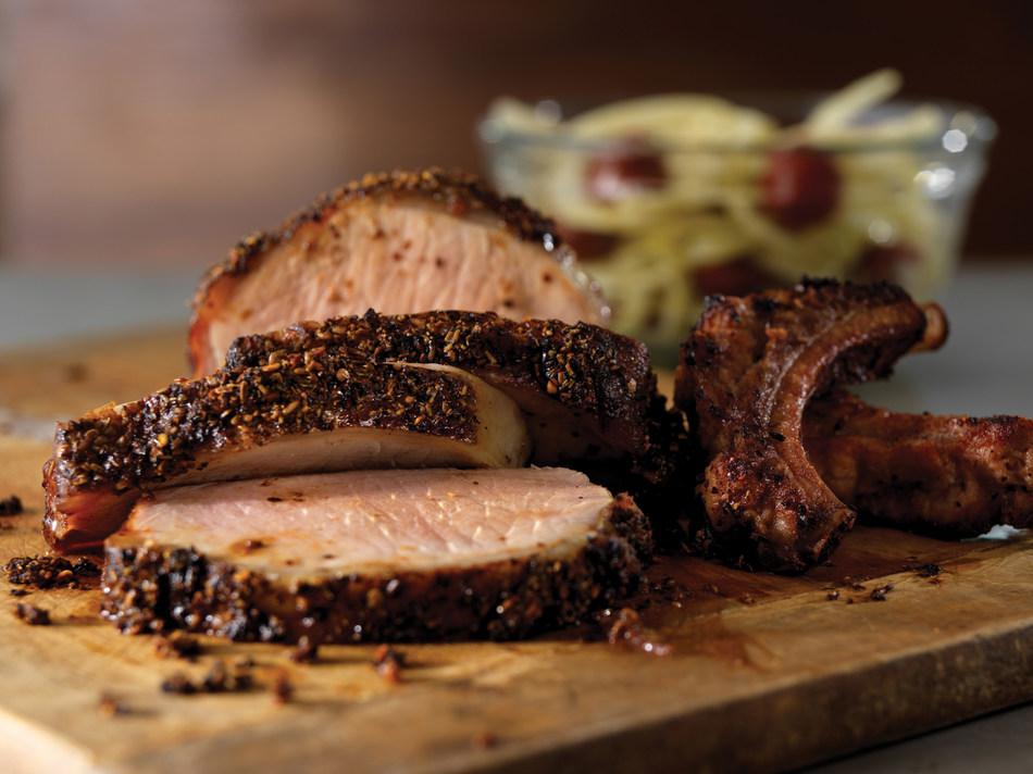 (PRNewsFoto/National Pork Board)
