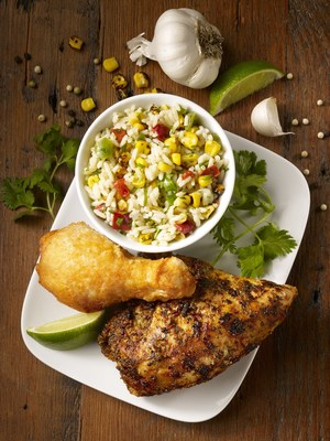 Pollo Campero Kicks off 2017 with its Light Latin Meals