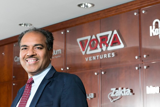 Founded by hi-tech industry veteran Mahendra Vora, Vora Ventures is a Cincinnati based, MBE certified, privately held equity group that specializes in building innovative IT companies worldwide.