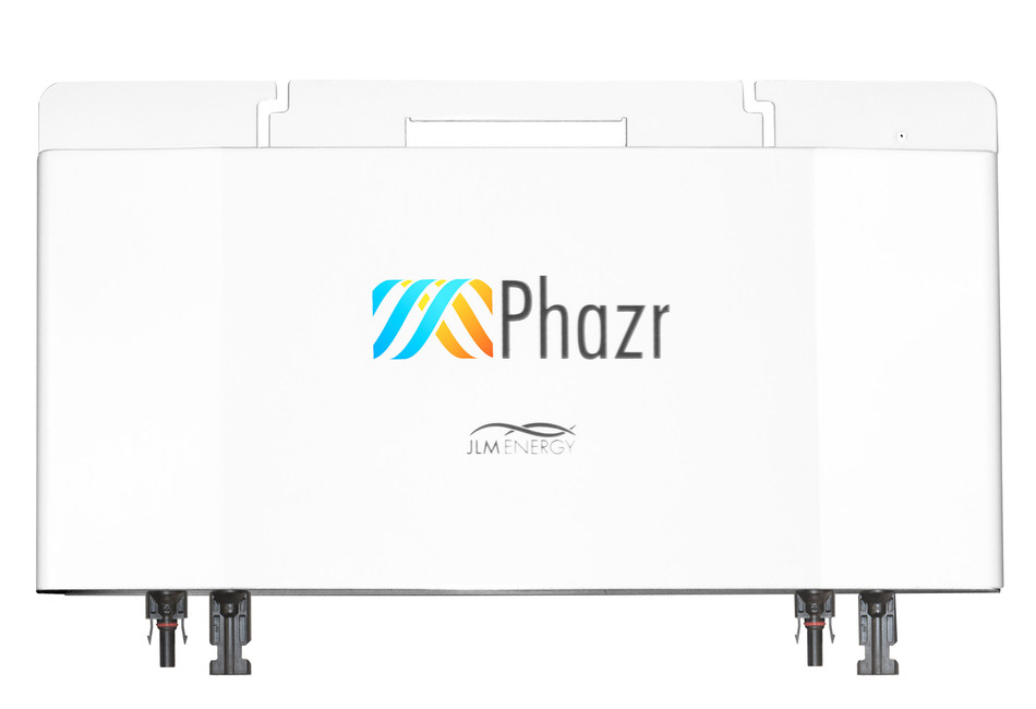 Scalable MicroStorage: Phazr by JLM Energy. A key advantage of MicroStorage is that a single solar panel can concurrently charge a battery and deliver energy to the grid. Designed for utility scale, C&I and residential use, Phazr reduces cost and enhances efficiency.