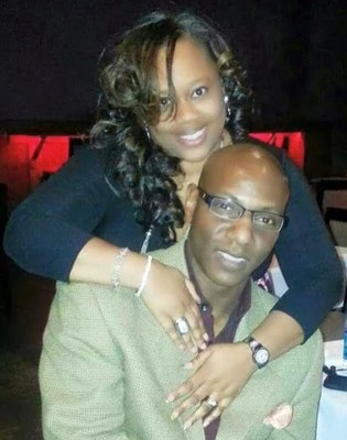 Mr. and Mrs Ginyard- Owners of G Minor Studios and J Roberts Management