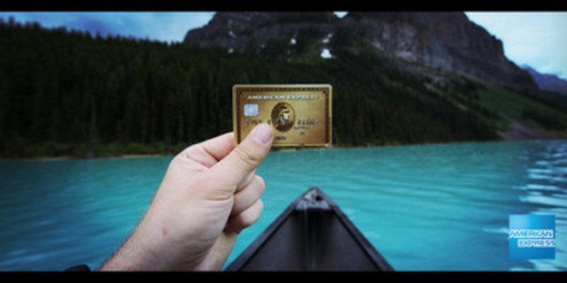 American Express Gold Rewards Card once again named Best Overall Travel Reward Card by Rewards Canada (CNW Group/American Express Canada)