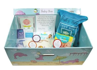 Courtesy of Baby Box Co.