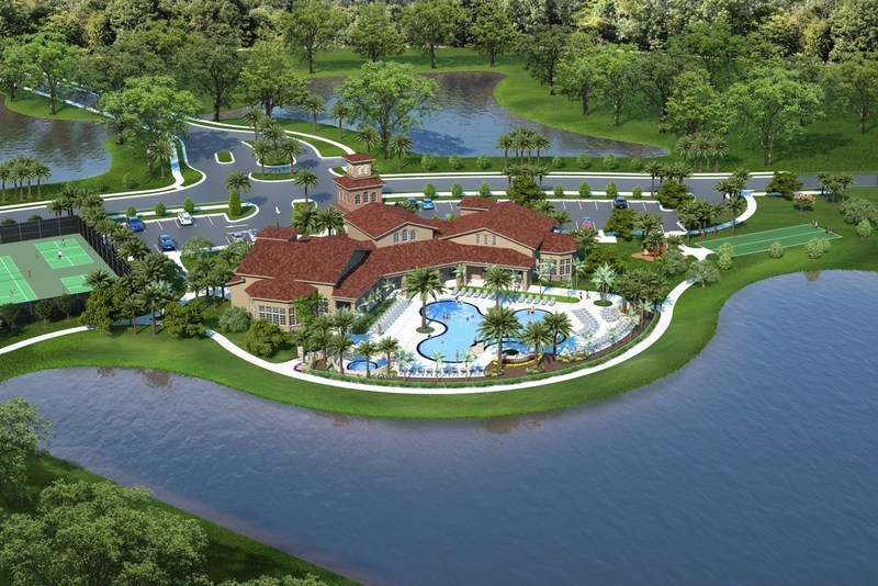 CalAtlantic Homes today announced the Grand Opening of four new model homes and a stunning community clubhouse at Bent Creek Preserve in Naples, FL. Home shoppers are invited to a Grand Opening celebration on Saturday, January 28 and Sunday, January 29.