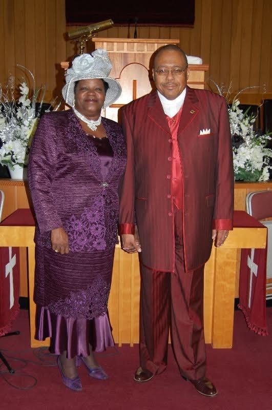 Dr. Alvin & Mrs. Linda Ellerby