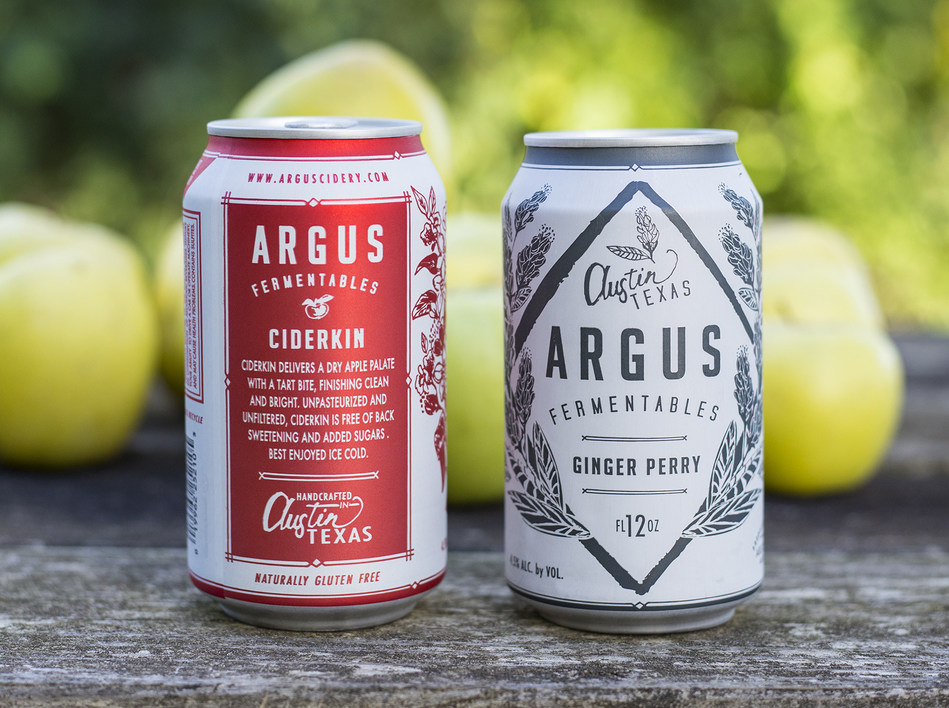 Argus Cidery chooses Ardagh beverage cans to efficiently reach new markets.