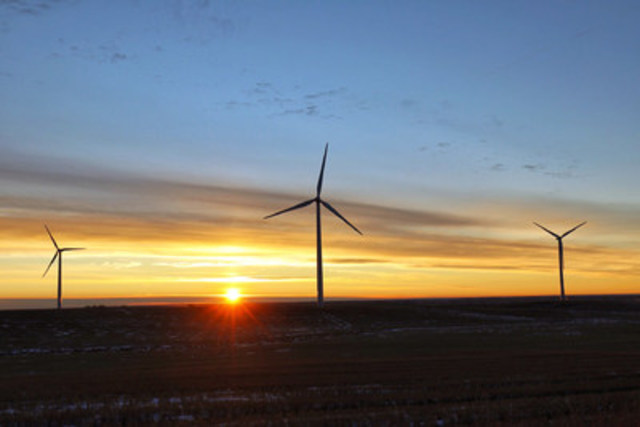 IKEA Canada to purchase second wind farm in Alberta, additional photos upon request (CNW Group/IKEA Canada)