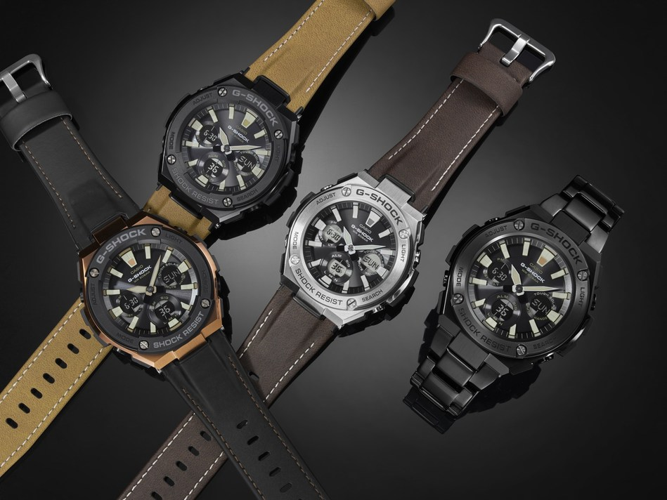 New G-STEEL Street Vintage Style Collection