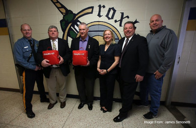 Roxbury Township Police Department and Rotary Club Partner with Tramedic(TM)