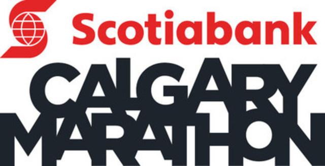 Register for the Scotiabank Calgary Marathon and sign up for the Scotiabank Charity Challenge (CNW Group/Scotiabank Calgary Marathon)