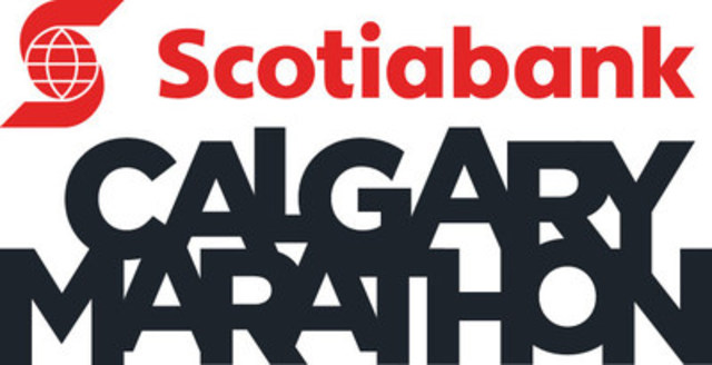 Register for the Scotiabank Calgary Marathon and sign up for the Scotiabank Charity Challenge (CNW Group/Scotiabank Calgary Marathon)