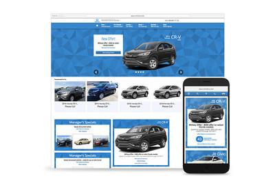 Dealer.com operates more than 60 percent of dealership websites.