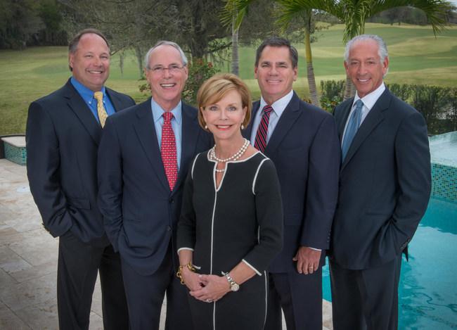 Randy Turkovics, Pat Neal, Charlene Neal, Michael Storey and Michael Greenberg
