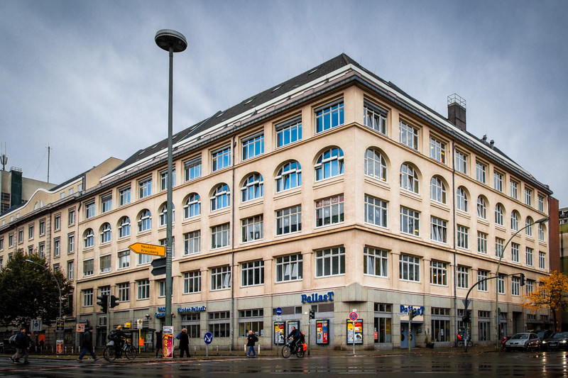 GISMA's new campus is located in the heart of German capital Berlin (PRNewsFoto/GISMA)