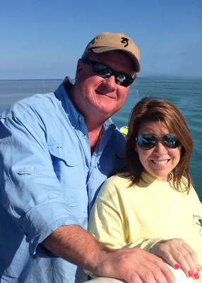 Dale and Linda Smith plan to continue the Dickey's family tradition with their own family.