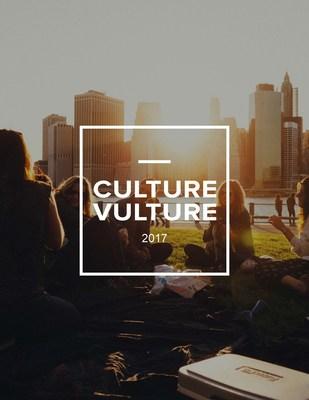 Mindshare North America's 2017 Culture Vulture Trends Report