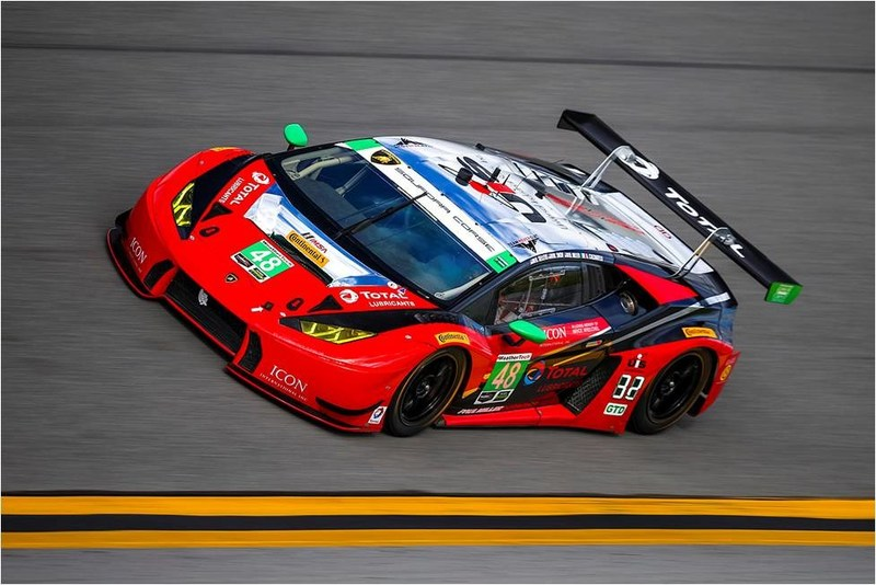 TOTAL Specialties USA Inc. - Lubricants business unit expands sponsorship with International Motor Sports Association (IMSA) by becoming the lead sponsor of the Paul Miller Racing No. 48 TOTAL Lamborghini Huracan GT3.