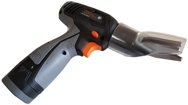 RHYNO2 Cutter with dust shield