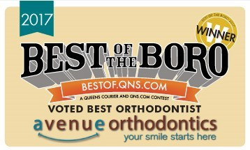 Avenue Orthodontics is proud to announce that it has been voted Best Orthodontist in Queens, NY by the Best of the Boro contest hosted by the Queens Courier and QNS.com.