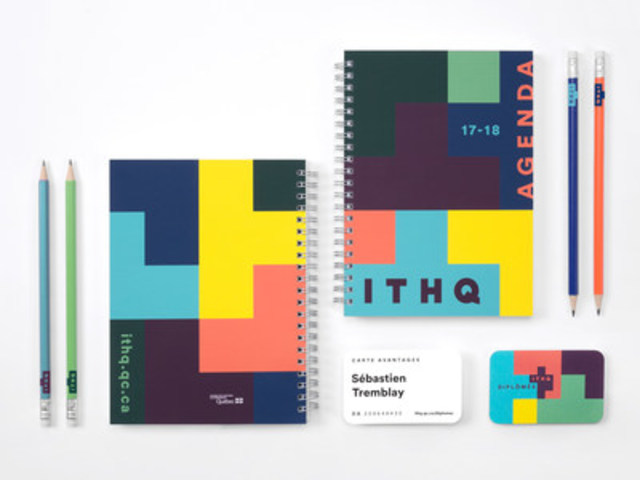 Nouvelle image pour l'ITHQ (Groupe CNW/Institut de tourisme et d'hôtellerie du Québec)