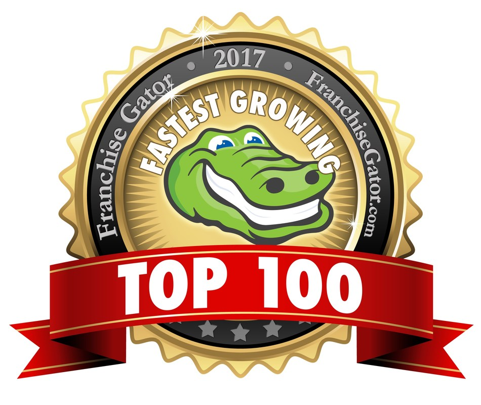 AtWork was listed as No. 20 in the top 100 franchises of 2017, and it also received the ranking as No. 35 for Fastest Growing Franchise.