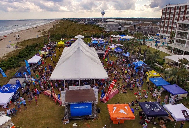 West Marine Carolina Cup Expo - Courtesy of Wrightsville Beach Paddle Club