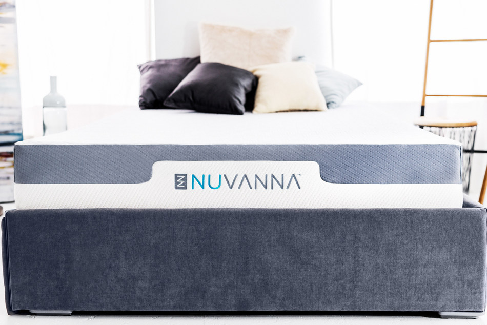 Nuvanna's first product is a premium mattress that incorporates the latest innovations in foam technology