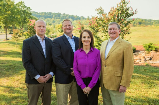 ZDi Executive Leadership Team, from left, Dutton, Hawkins, Turner, Sykes