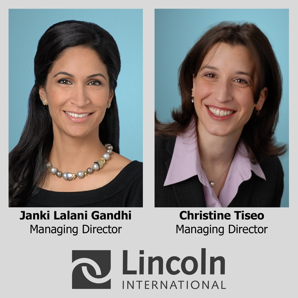 Janki Gandhi and Christine Tiseo named among the Most Influential Women in Mid-Market M&A